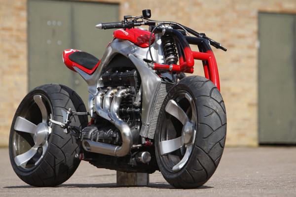 foto moto custom: