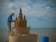 Sandcastle competitions hit the beaches (ot sand )