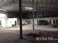 Cho thuê xưởng 700m2 giá 30tr/th trong cụm CN Quang Trung Hiệp Thành Quận 12