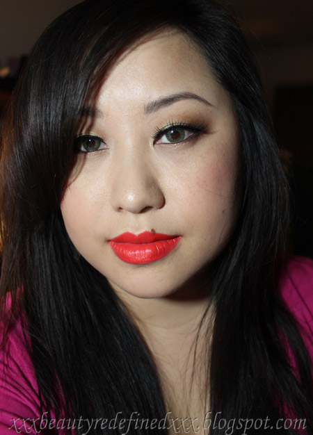 Nyx Lipstick Indie Flick BeautyRedefined by Pan...