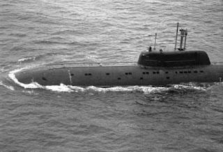 kapal selam terbaik uni sovyet
