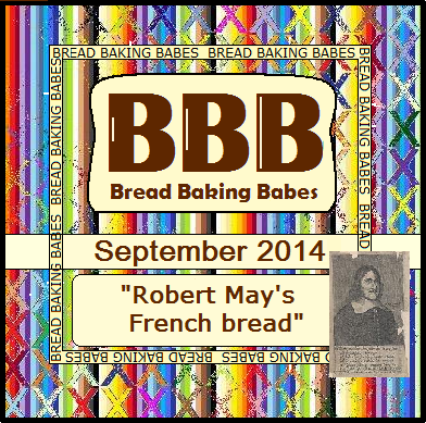 Bread Baking Babes Badge for Sep 2014