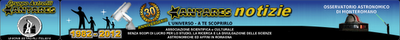 ANTARES Notizie - Astronomia - Astro News
