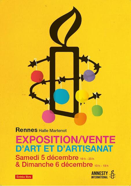exposition vente art Rennes