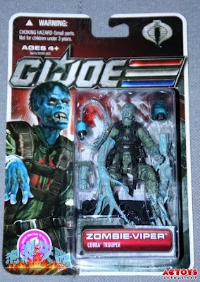 zv G.I. Joe Zombie Viper