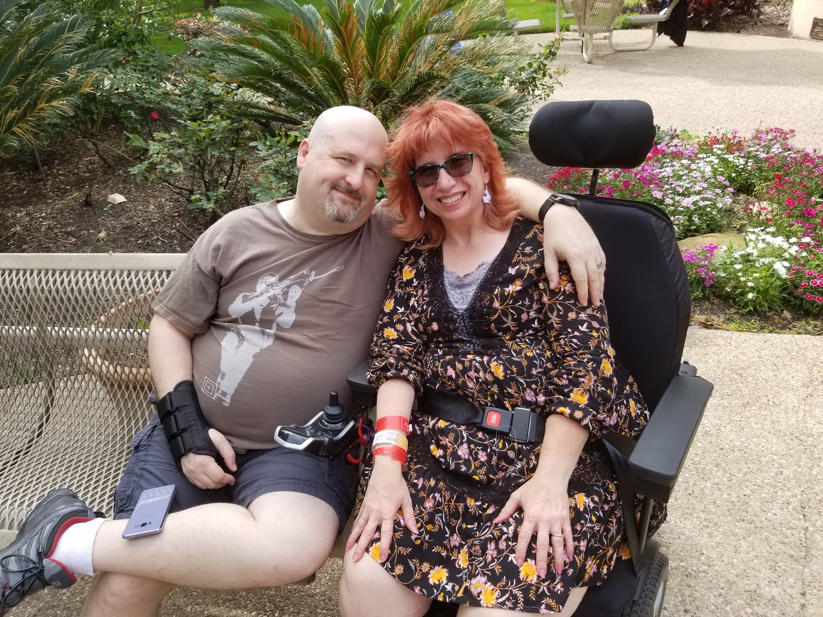 Stan & Patricia