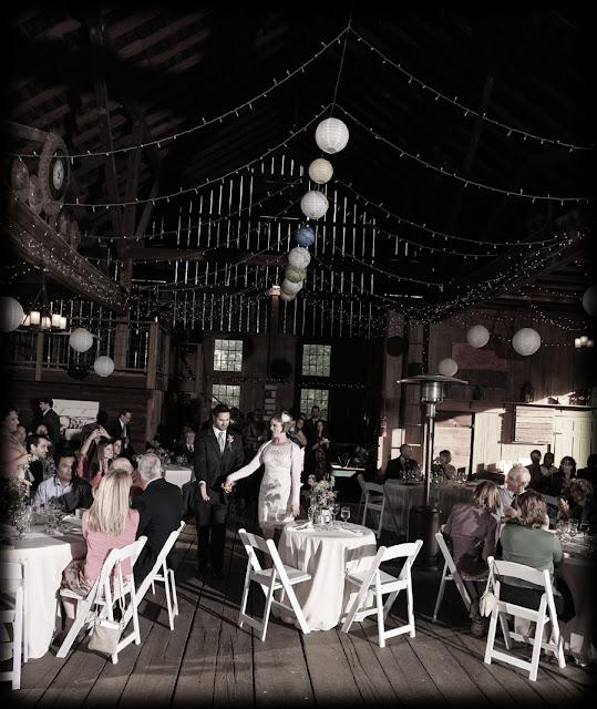 Weatherlea Farm Wedding Reception Room Photo