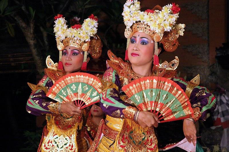 Tari Legong Tarian Yang Berasal Dari Pulau Bali