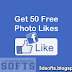 Get 50 Free Facebook Likes For Photo or Post
