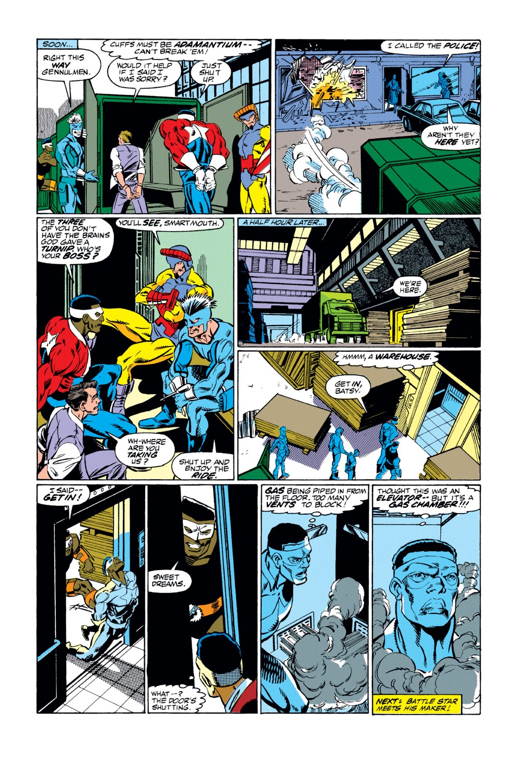 Captain America (1968) Issue #374 #307 - English 23
