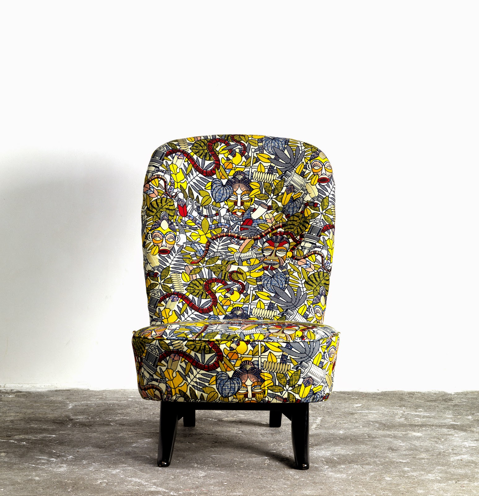 NLXL, Studio Job, Congo Chair L'Afrique