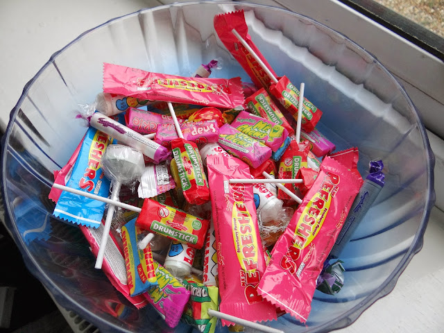 Halloween Sweets, Swizzels Matlow Halloween, British sweets