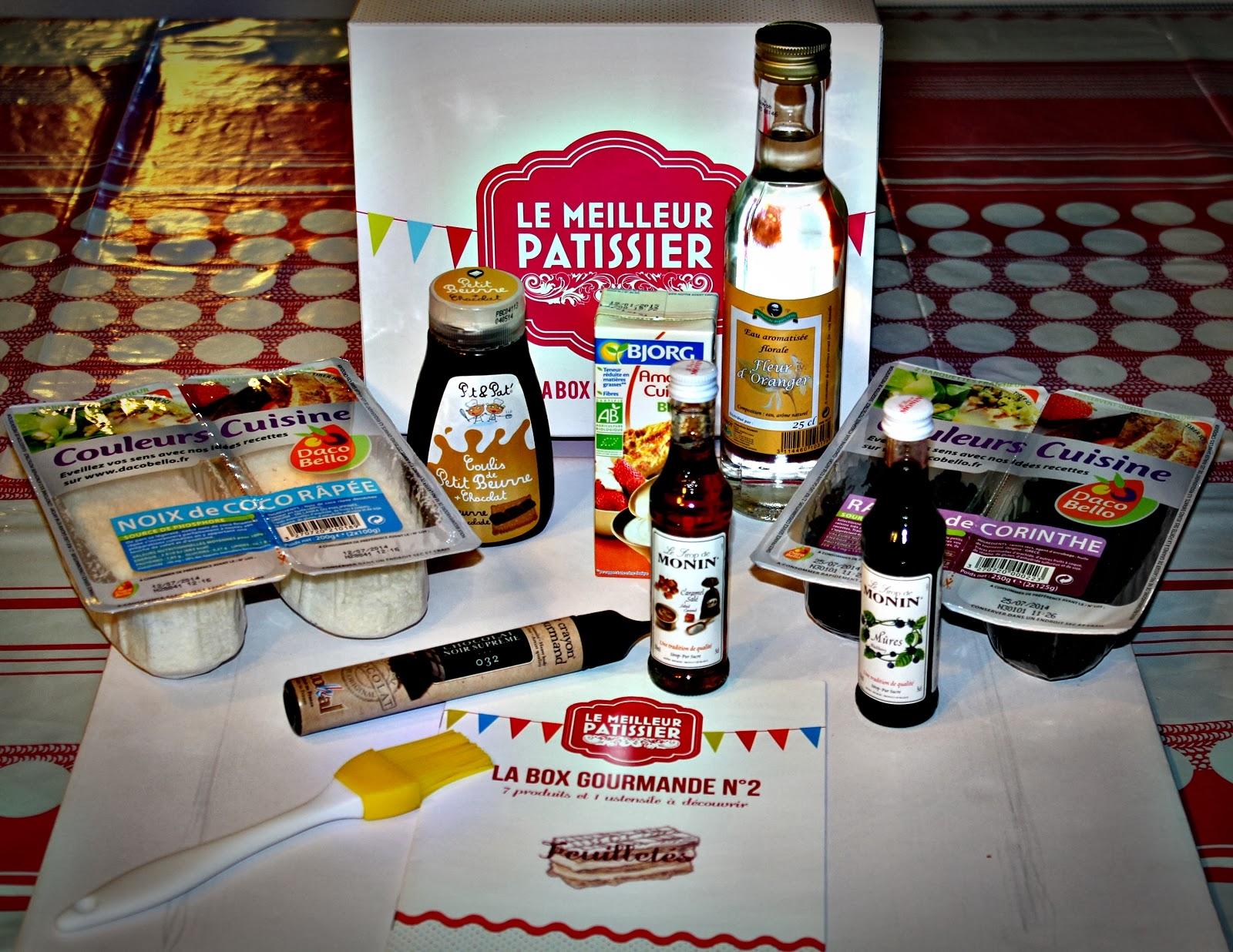 Box le meilleur p tissier d 39 eat your box blogs de cuisine - Meilleur blog cuisine ...