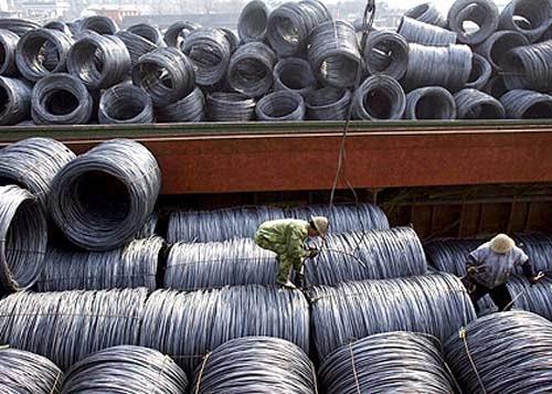 Giá sắt thép tháng 6 năm 2014 tăng do giá vận chuyển tăng