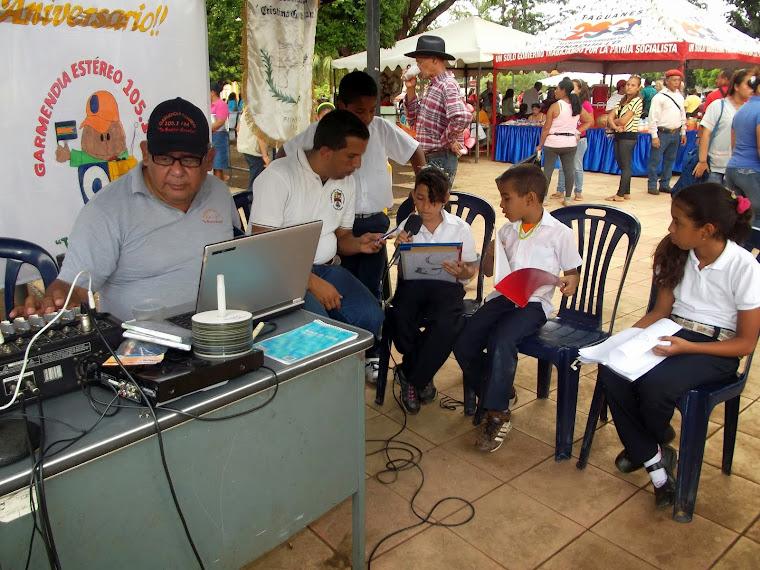 RADIOWEB GENERALISIMO DE LA ESCUELA BOLIVARIANA GENERAL JOSE ANTONIO ANZOATEGUI