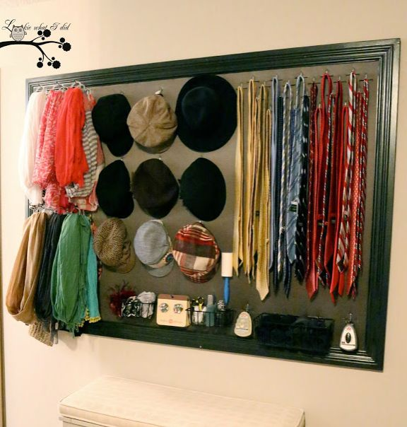His and Hers Closet Organizer
