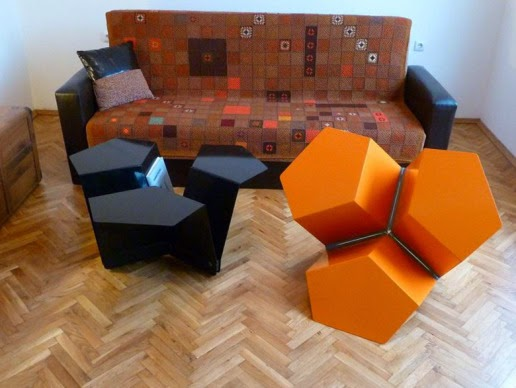 Membuat Hiasan Rumah Dari Origami | Ragam Kerajinan Tangan