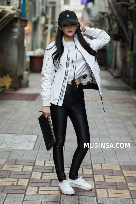 Korean Street Fashion 2015 Official Korean Fashion