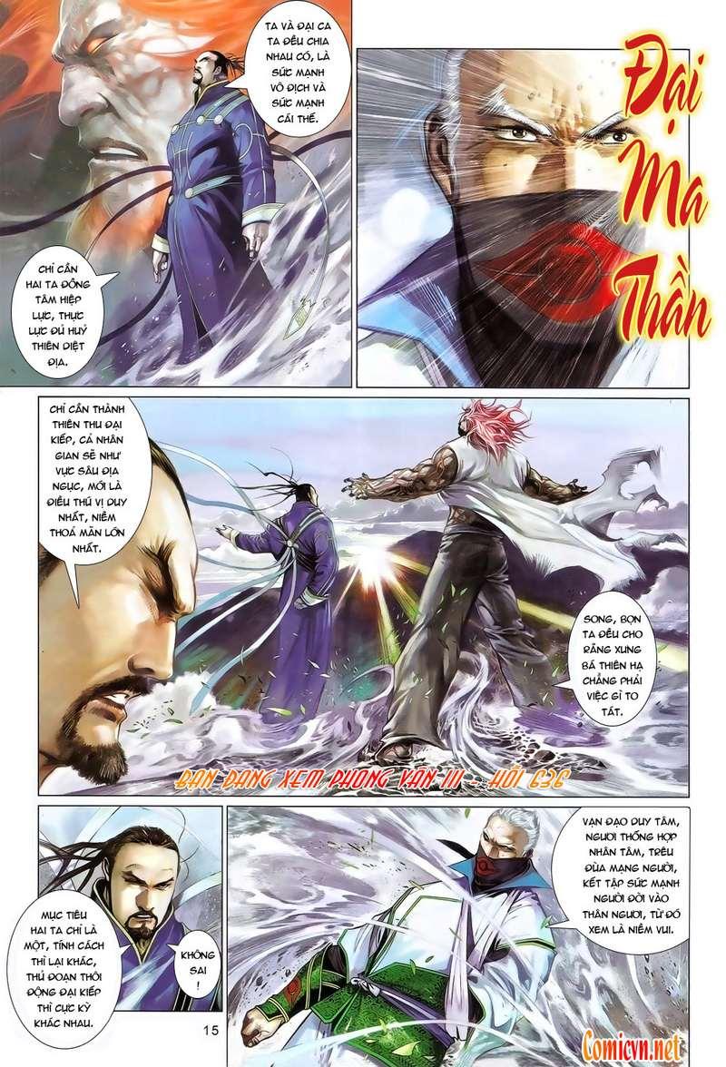 Phong Vân chap 636 Trang 15 - Mangak.info