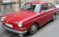 Mobil VW Volkswagen Type 3 / 1600
