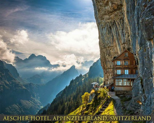 Hotel di Switzerland, Interesting Places in Switzerland, Tempat menarik di Switzerland