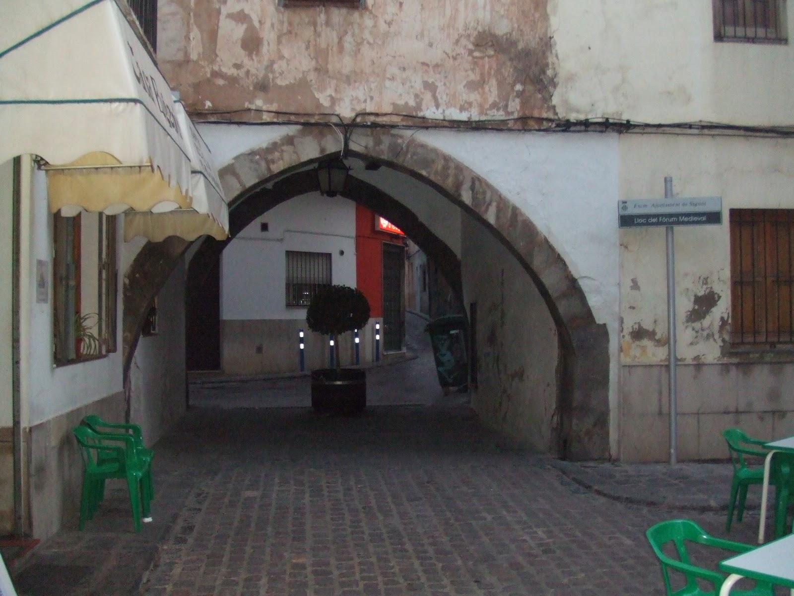 Sagunto saguntum 3 plaza de la peixcateria for Oficina turismo sagunto