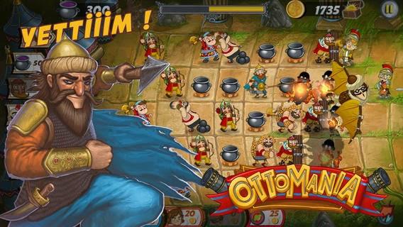 Ottomania iOs resimi 4