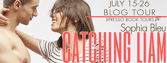 REVIEW and GIVEAWAY: Catching Liam by Sophia Bleu