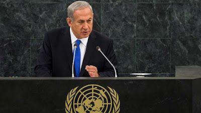 Netanyahu to address U.N. General Assembly