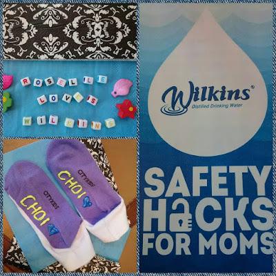 Wilkins Safety Hacks For Moms