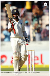 Cheteshwar-Pujara-150runs-India-v-Australia-2nd-Test
