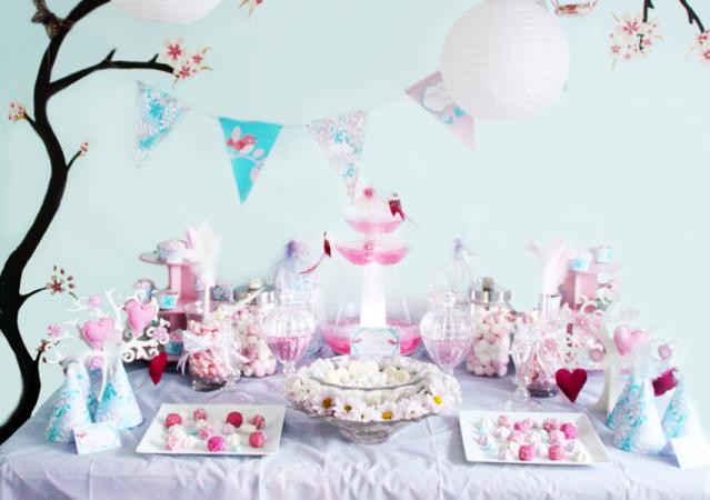 Kara's Party Ideas Lovebird Bird Tweet Birthday Party ...