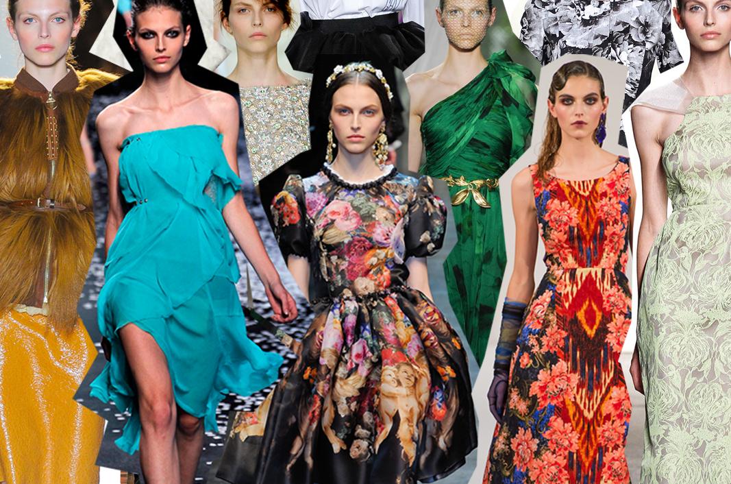 via fashioned by love | Karlina Caune fashion shows 2012-2013
