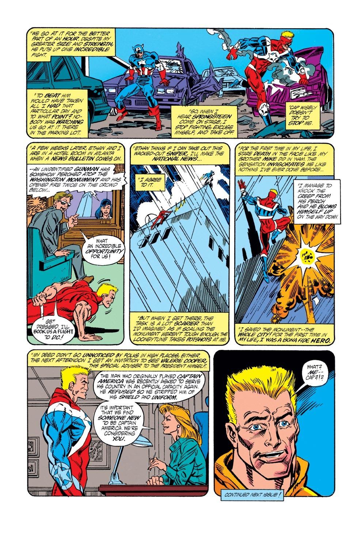 Captain America (1968) Issue #381 #314 - English 23