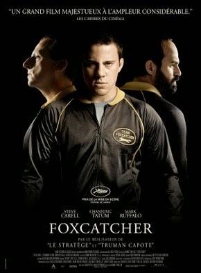 Foxcatcher: Uma História Que Chocou o Mundo – Dublado (2014)