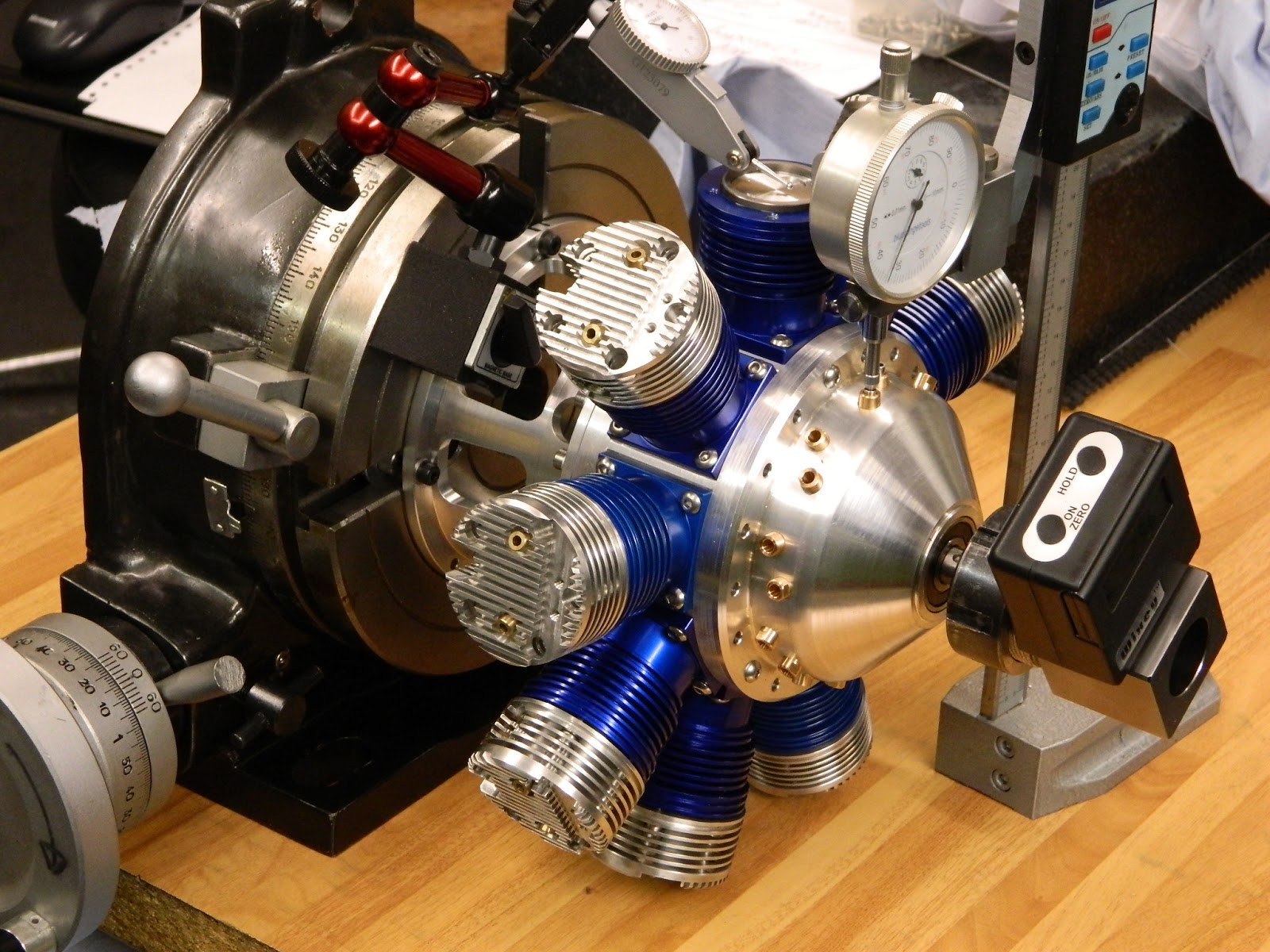 Valve Timing Radial Engine Build Diagram