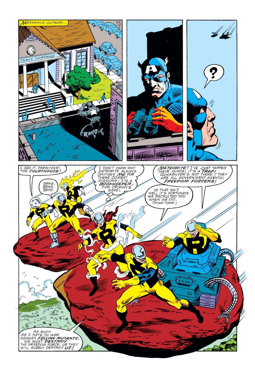Captain America (1968) Issue #346 #276 - English 16