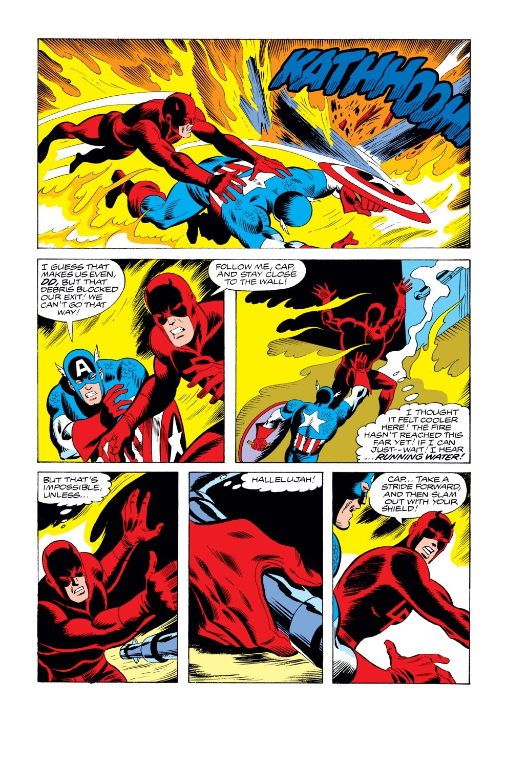 Captain America (1968) Issue #235 #150 - English 6