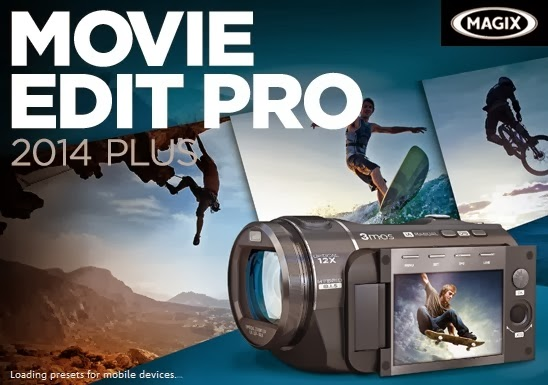 Free Download Software MAGIX Movie Edit Pro 2014 Plus 13 Full Version