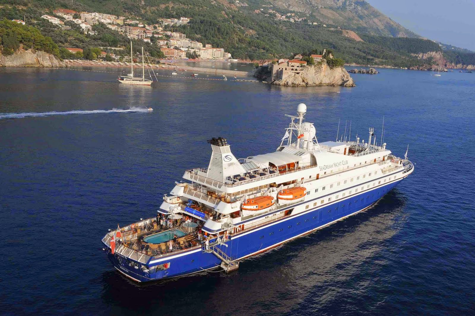 SeaDream Mediterranean Cruise To Calabria And Puglia - Mediterranean cruise 2015