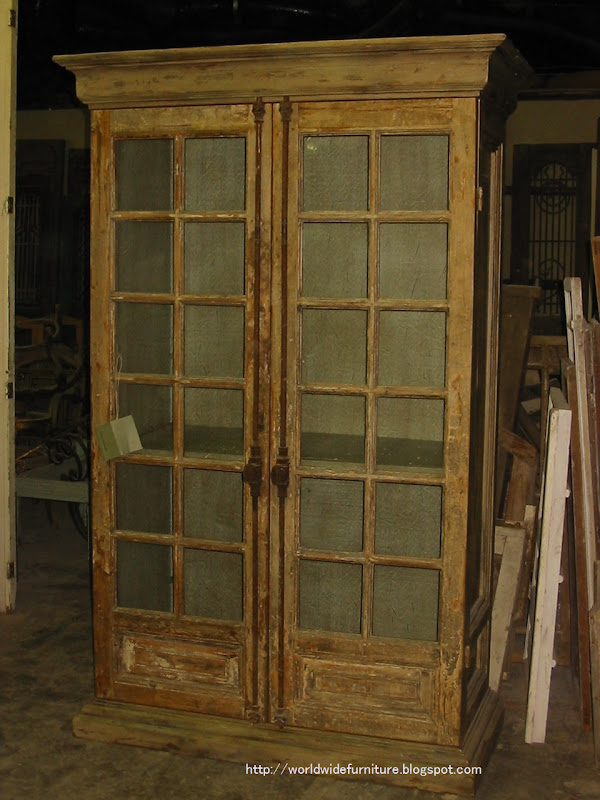 Repurposed Old Wooden Doors
