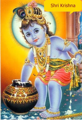 Shri Krishna Childhood Images Wallpapers Download
