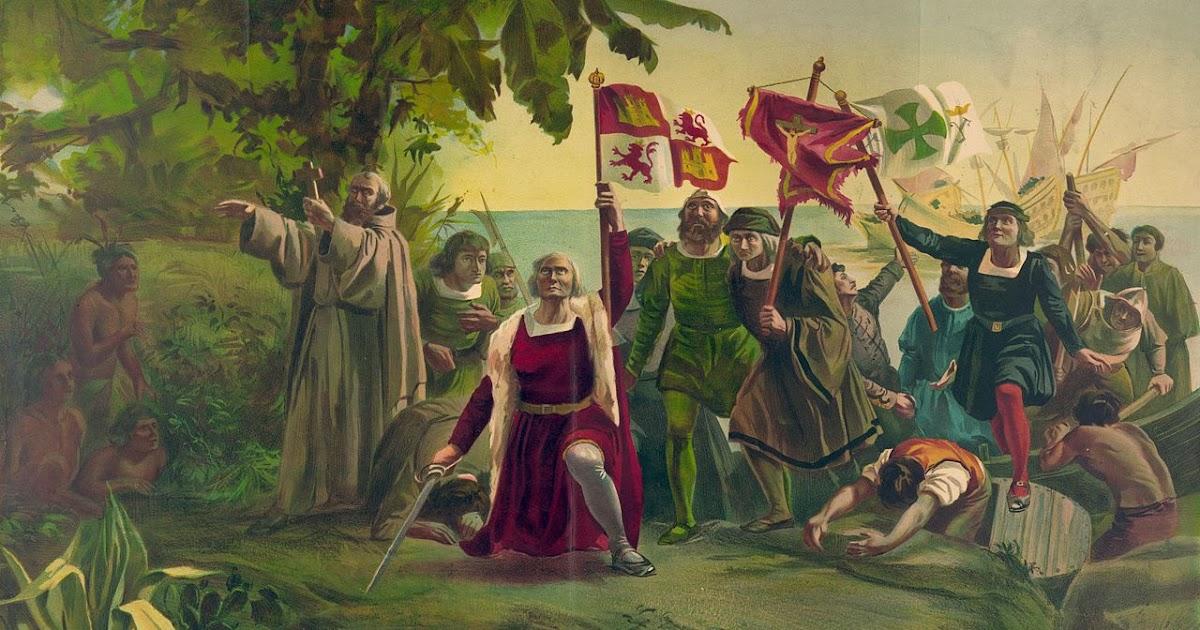 Top Bouillons de Cultures: Le Jour de Christophe Colomb RD04