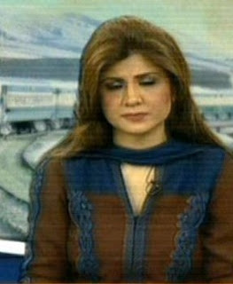 Pakistani News Casters Are Looking Like a Model