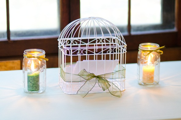 Mason Jar Decorations For Weddings