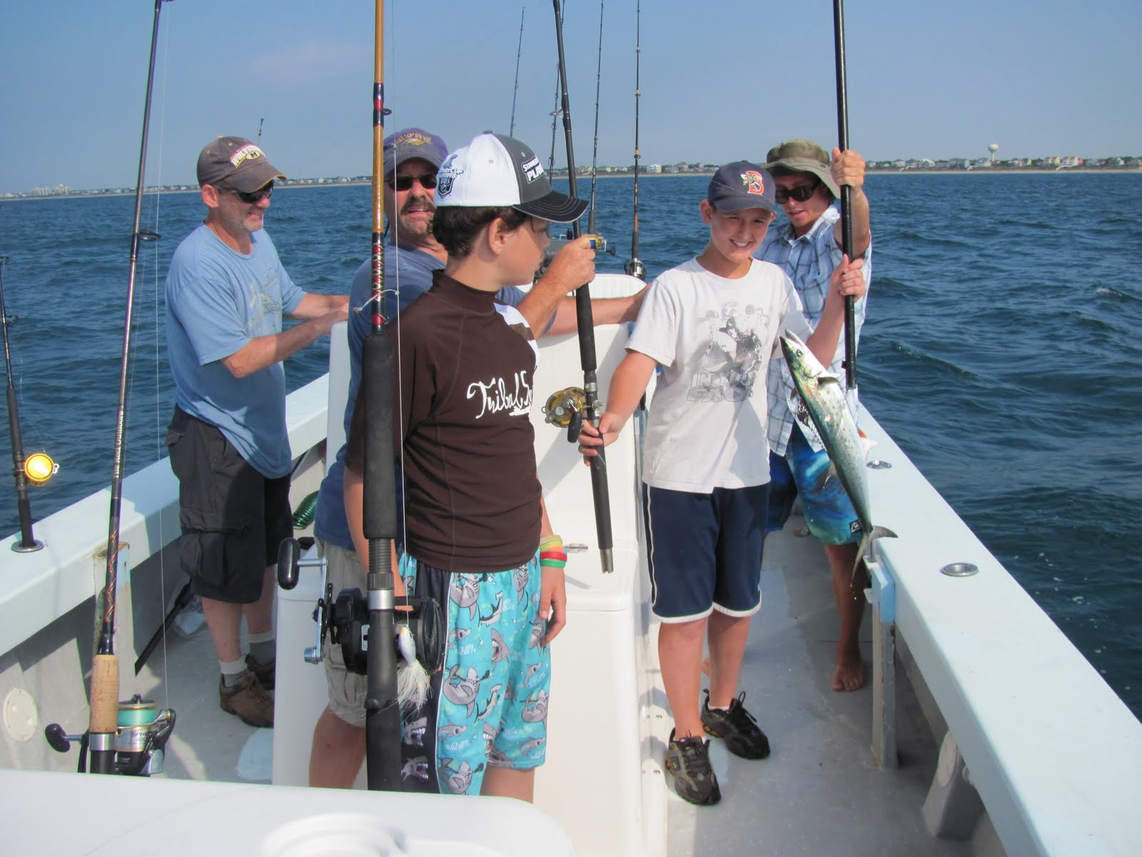 Emerald isle fishing report 2 more great days of fishing for Emerald isle fishing charters