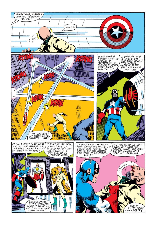 Captain America (1968) Issue #249 #164 - English 9