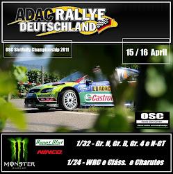 ADAC Rally Deutschland 2011
