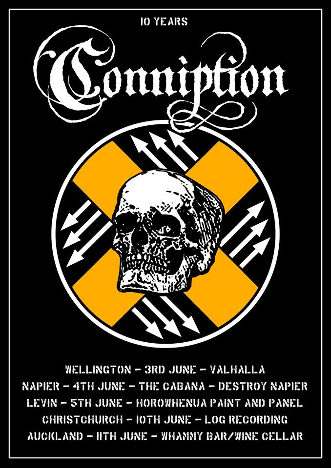 Conniption 10 Year Anniversary