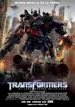 Transformers 3 - El lado oscuro de la luna